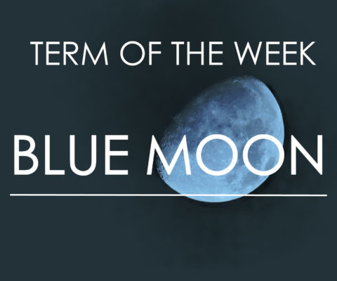 Idioms and words with Moon