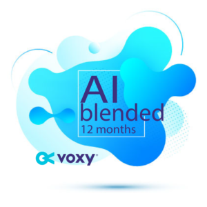 Digital English Course: AI Digital platform Voxy Milano