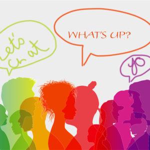 Free English conversation course Covid